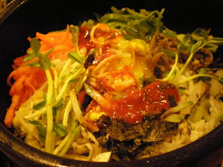 sizzling stone rice ipoh yea won korean restaurant