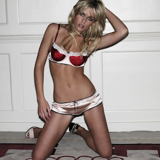 abigail clancy lingerie photos