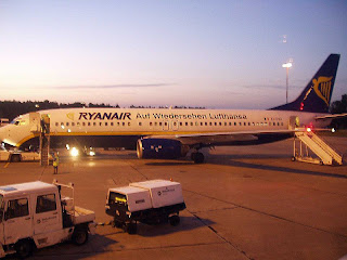 ryan air boeing 737 800