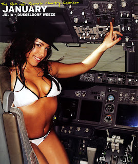ryan air stewardess hostess bikini