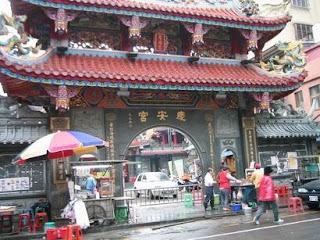 qingan temple keelung