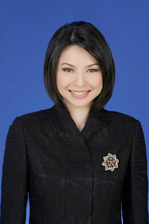 frida lidwina metro tv news anchor