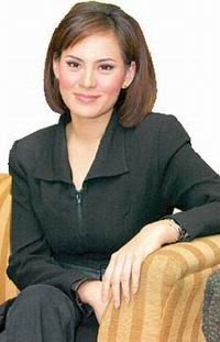 Chantal Della Concetta presenter RCTI