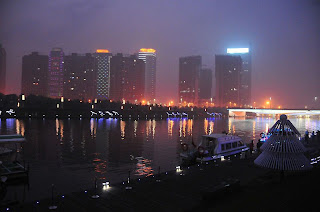 zhengzhou zhengdong east nightlife