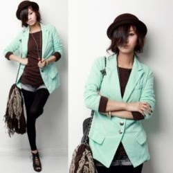 flap waist jakcet
