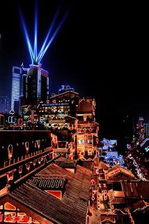 chongqing nightshow