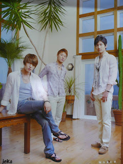 tohoshinki fashion