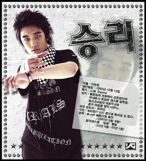 seungri big bang. Seung-ri