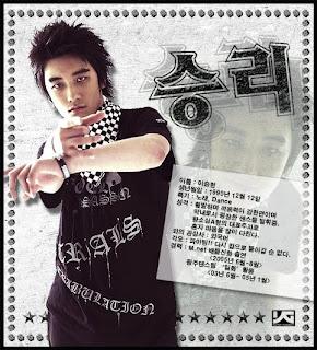 Seung Ri big bang korean boy band