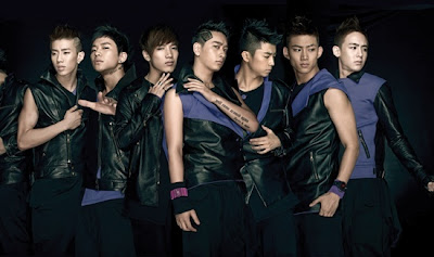 2PM Korean Boy Band