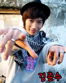 2PM Kim Junsu