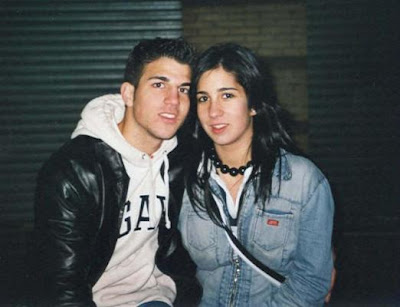 Arsenal Cesc Fabregas Spanish Girlfriend Carla Cesc_Fabregas_girlfriend_carla_3