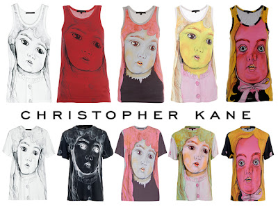 Christopher Kane Tshirt