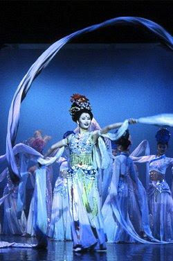 Xian Tang Dynasty Show