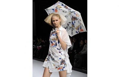 Japan Fashion Week Spring Summer 2011