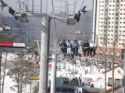 Oak Valley Ski Resort Cable Car