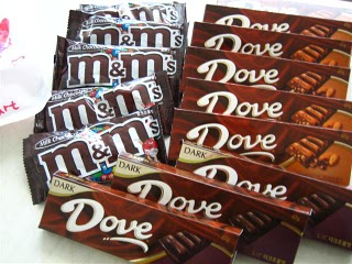 Korea Valentine Day Chocolate