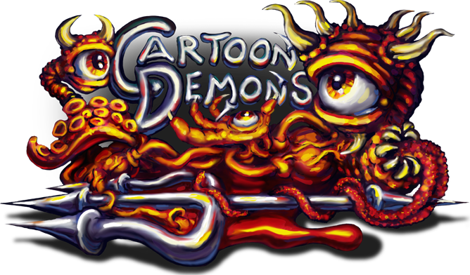 Cartoon Demons