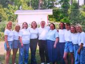 Johnson Family ~ 8 Girls + Mom & Dad