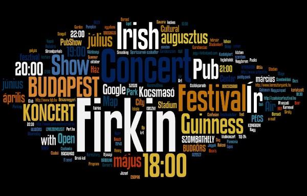 Firkin - felleg