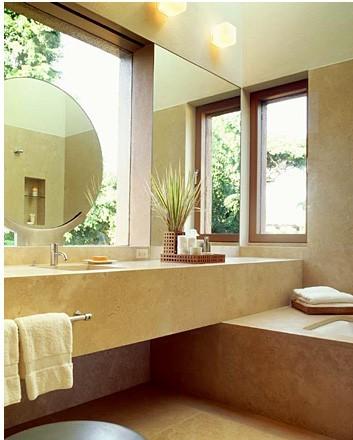 "Bathroom Windows Houzz the kitchen and bath people: bathroom ideas ""outside the box"""