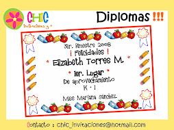 Diplomas Personalizados