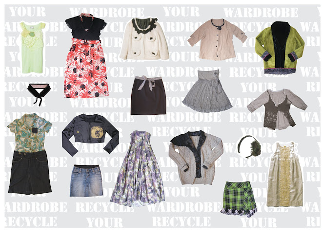 Recycle Your Wardrobe 1