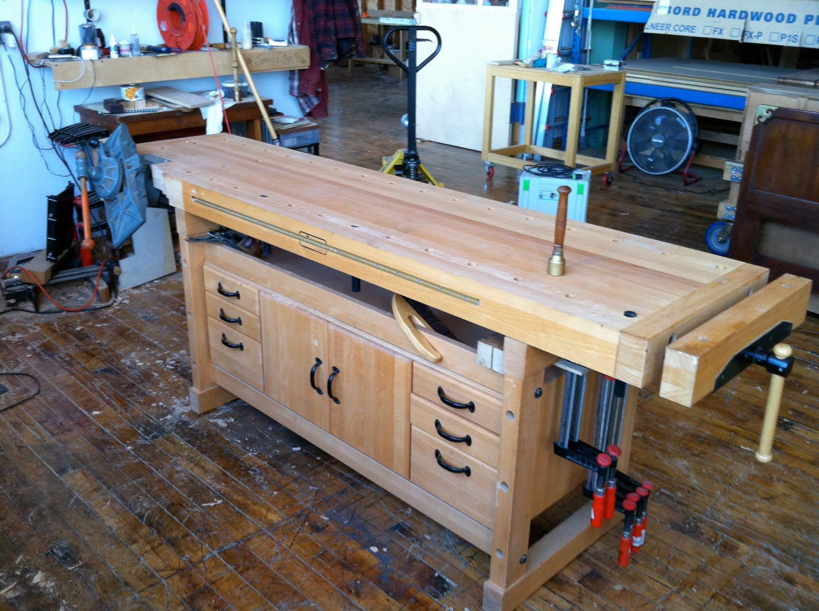 Ulmia Ott Woodworking Bench For Sale 1700mm Ulmia