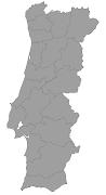 PORTUGAL ESTÁ NUMA SITUAÇÃO CRÍTICA Portugal está numa situação crítica, . (mapa de portugal distritos plain )