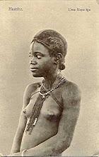 Rapariga Humbe - Angola