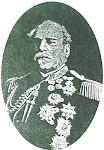 Capitão de Fragata António Sérgio de Sousa, nomeado 1º Governador de Mossãmedes (19.1V.I849 -1851).