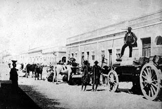 Mossâmedes: Caravana boer