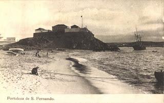 Mossamedes: Fortaleza de S. Fernando