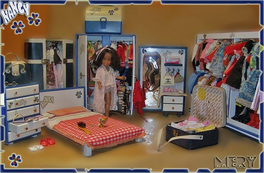Las nancys de mery mobiliario juego de maletas y otros for J g mobiliario