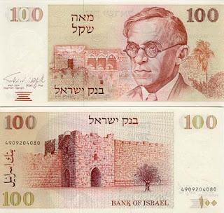 shekel novo