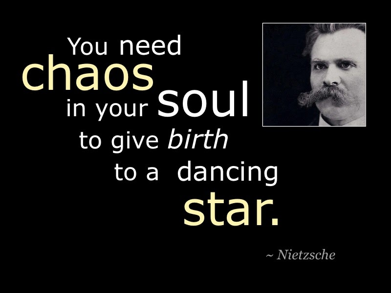 observation paper creativity nietzsche quote