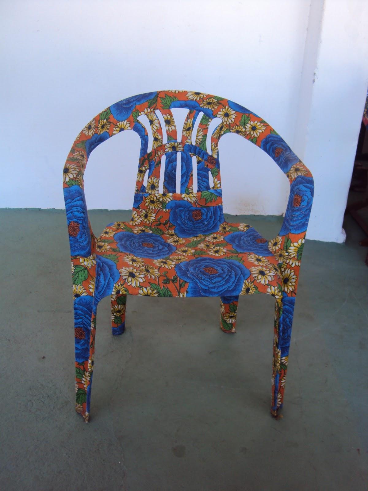 Ateliê das Oliveiras: Cadeiras Coberta de Tecido! #2260A9 1200x1600