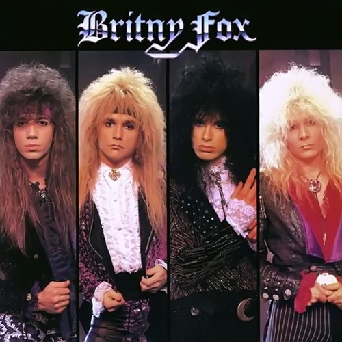 Britny Fox In America