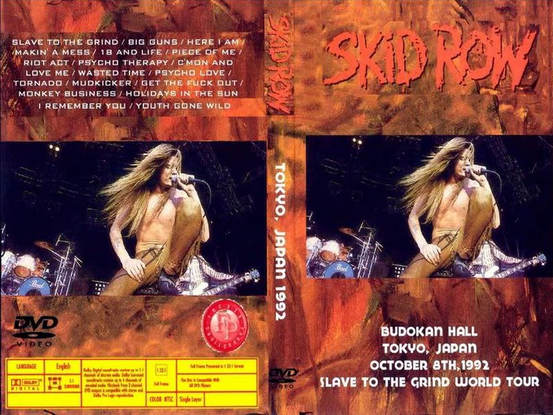 Skid Row Wasted Time - Baixar musicas mp3