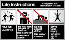 Meu Manual de instruções