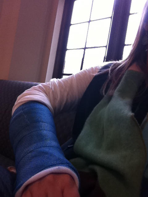 Shattered Elbow Recovery Time http://afewgoodpieces.blogspot.com/2011_01_01_archive.html