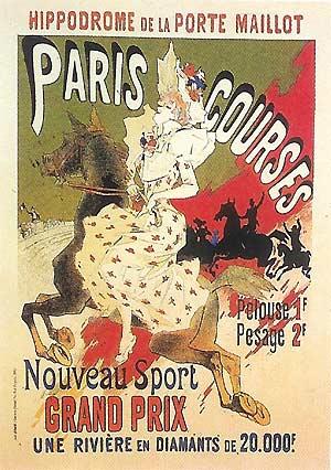 Art Nouveau Posters. French Art Nouveau Posters