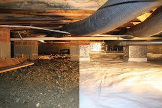 Crawl Space Foundation Vs Slab Foundation