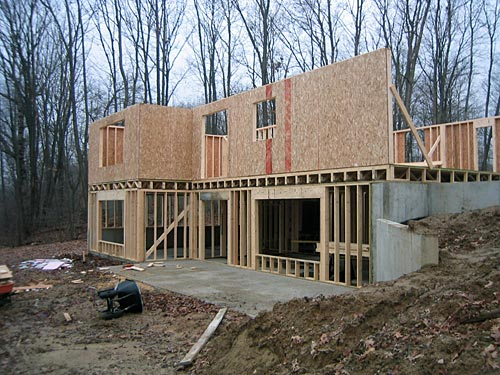 Build or remodel your own house foundation design is critical for Building a basement foundation