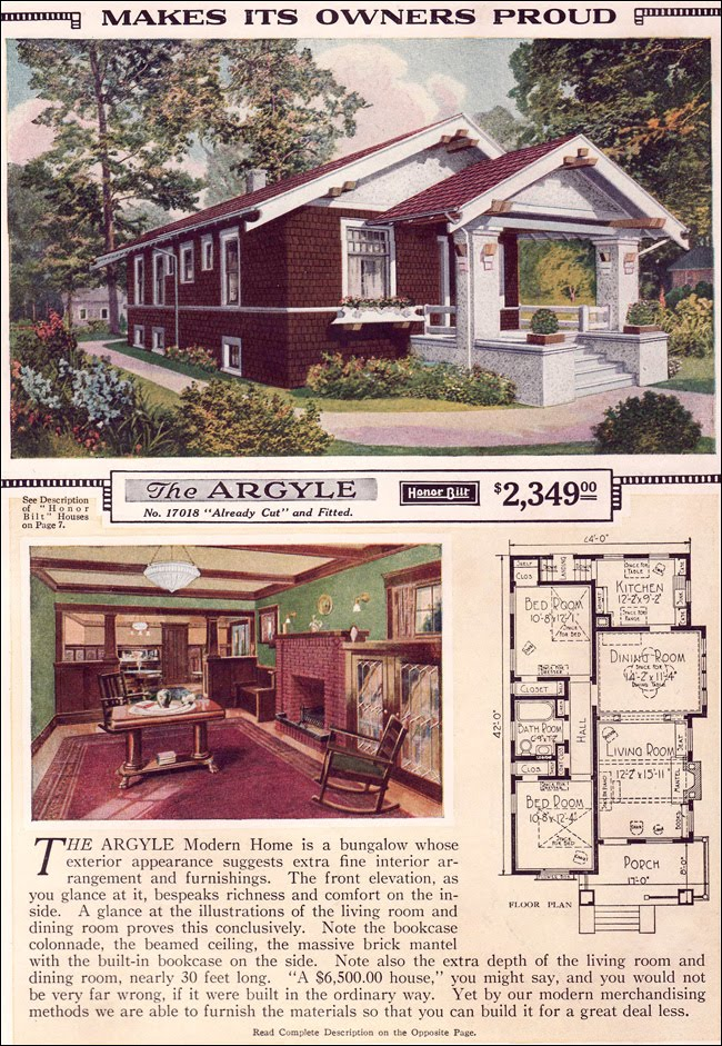 Sears kit house plans unique house plans for House kit plans