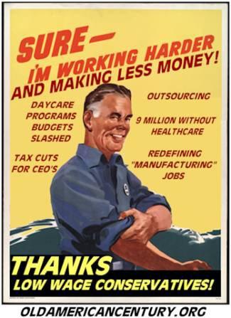 Thanks, Conservatives!