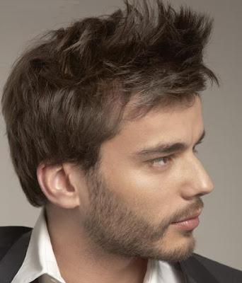 Cortes de pelo masculinos las crestas están de moda Modaellos  - Tipos De Peinados Con Cresta