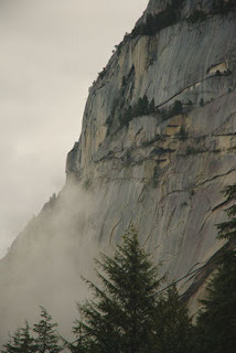 Stawamus Chief, The Chief, Squamish, British Columbia, Canada, Rock Climbing