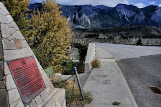 Favorite British Columbia travel destination, Bridge of the 23 Camels, Lillooet, BC, Canada