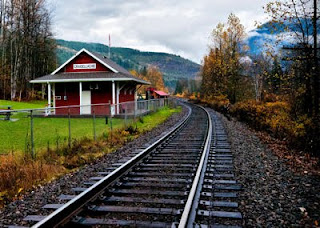 Top 10 Places to Visit in British Columbia, Craigellachie, British Columbia